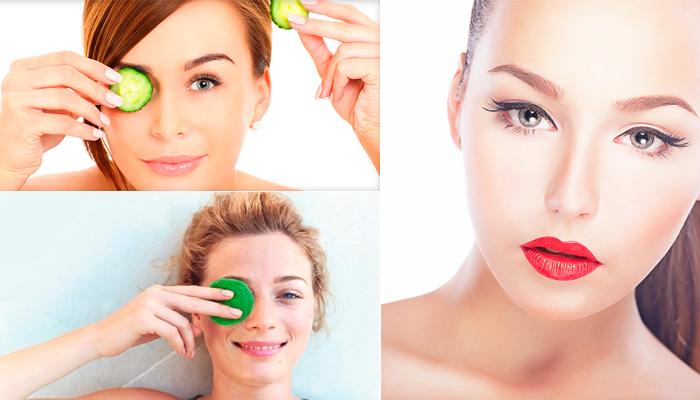 Домашние маски для кожи век: эффективная подтяжка и не только!