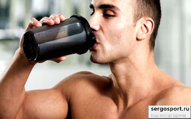 для быстрого восстановления после тренировки много пейте