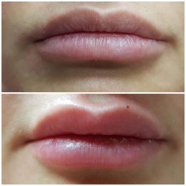 парижские губы