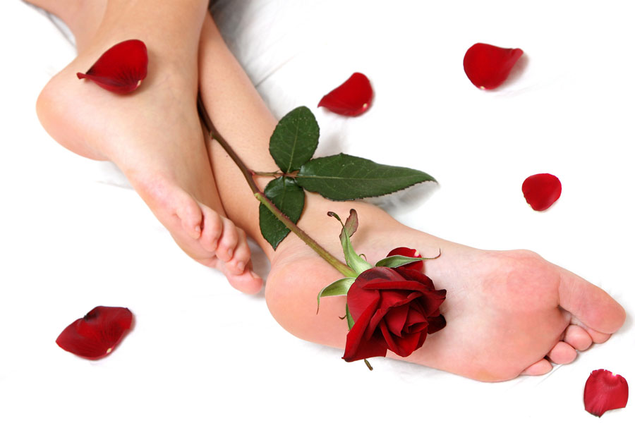 Пилинг ног в домашних условиях 4-12
