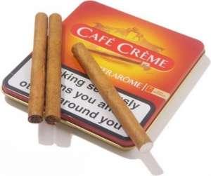 Обзор сигарилл Cafe Creme,Виды сигарилл