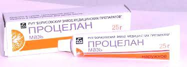 Мазь Процелан