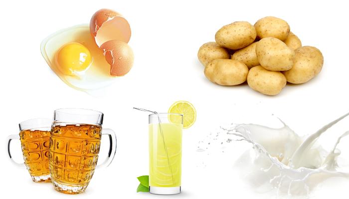 Домашние маски из картофеля: список проверенных рецептов