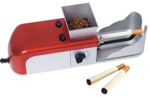 Виды машинок для забивки табака в гильзы