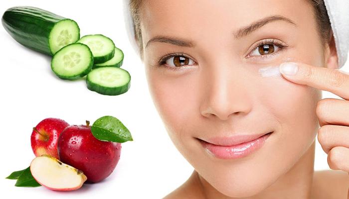 Огуречные маски от кругов под глазами: 4 эффективных рецепта