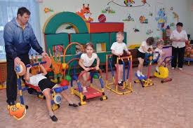 детские спортивные тренажеры