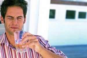 Икота у пьяного человека - что делать?