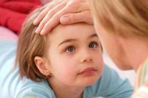 мешки у ребенка