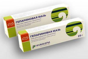 Аптечные мази от морщин и других несовершенств кожи