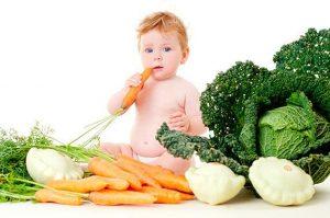 Правильное питание ребёнка при аритмии