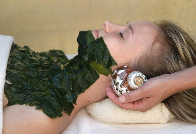 преимущества водорослевого обертывания