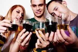 Как влияет спиртное на кровеносную систему?