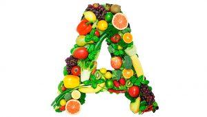 витамин А из фруктов