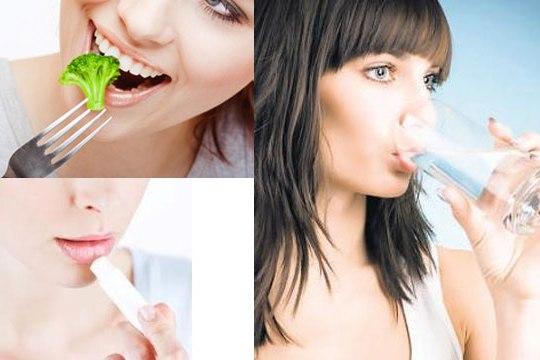 профилактика обветренных губ
