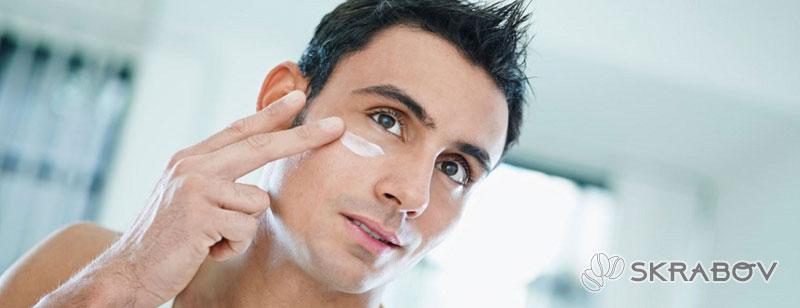 Очищение лица мужчин: особенности очищения мужской кожи 12-4-1