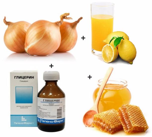 приготовление крема для ногтей