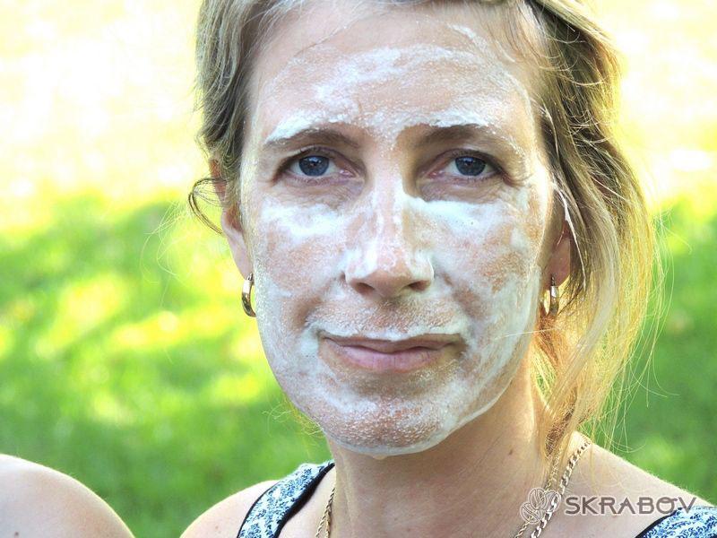 Осветляющая маска для лица в домашних условиях: способы приготовления 30-6