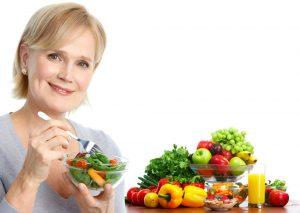 Корректировка питания при гипертонии