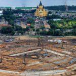 Подготовка к ЧМ 2018 в Нижнем Новгороде
