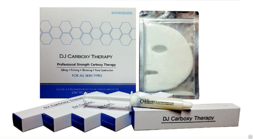 методика проведния карбокситерапии