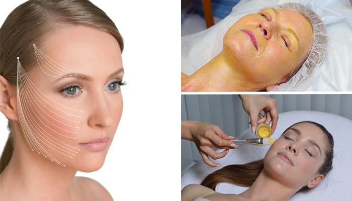 Желтый пилинг: тонкости проведения и уход за кожей после процедуры