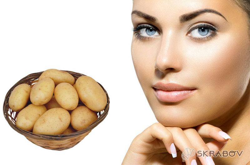 Маска из сырого картофеля для лица: лучшие рецепты 15-3