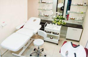 процедуры в кабине красоты