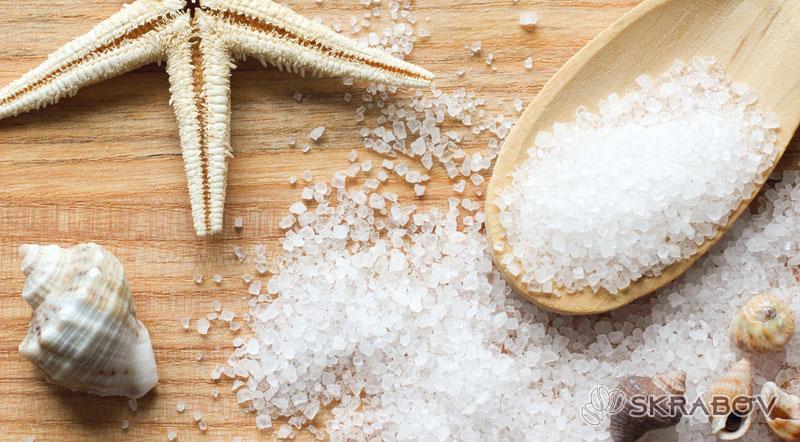 Маска из меда и соли для лица: способы приготовления 19-2