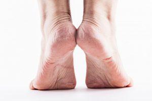 уход за ступнями