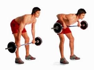 упражнение для мышц плечевого пояса