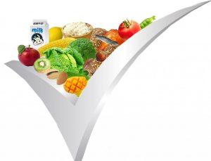 Программа питания DASH