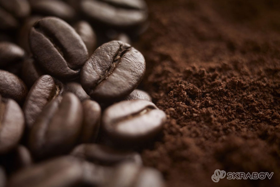 Скраб из кофейной гущи в домашних условиях, легкий в приготовлении 19-6
