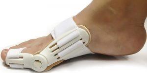 фиксатор большого пальца стопы