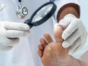 диагностика образования на коже