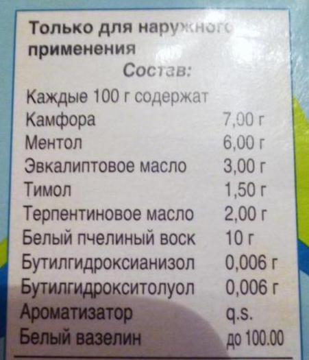 Мазь Суприма Плюс