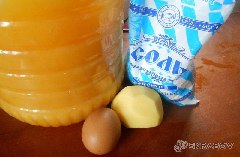 Маска из сырого картофеля для лица: лучшие рецепты 15-4