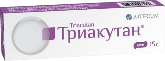 Мазь Триакутан