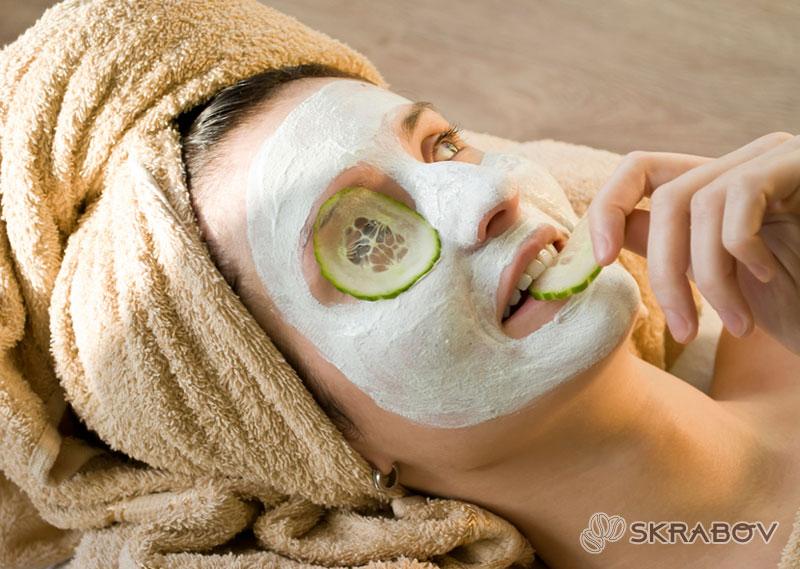 Огуречная маска для лица от прыщей в домашних условиях 24-6