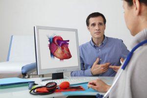 Симптоматика гипертрофии левого желудочка