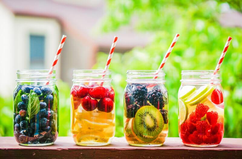 питание летом