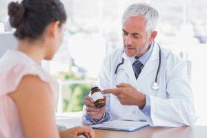 Терапевтическое лечение височного артериита