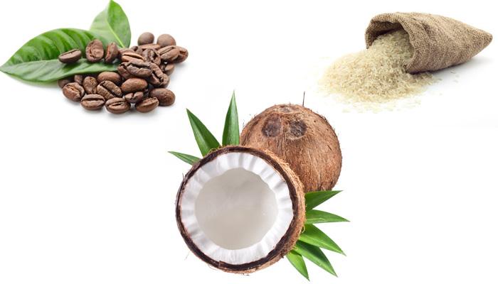 Кокосовое масло для лица в домашней косметологии