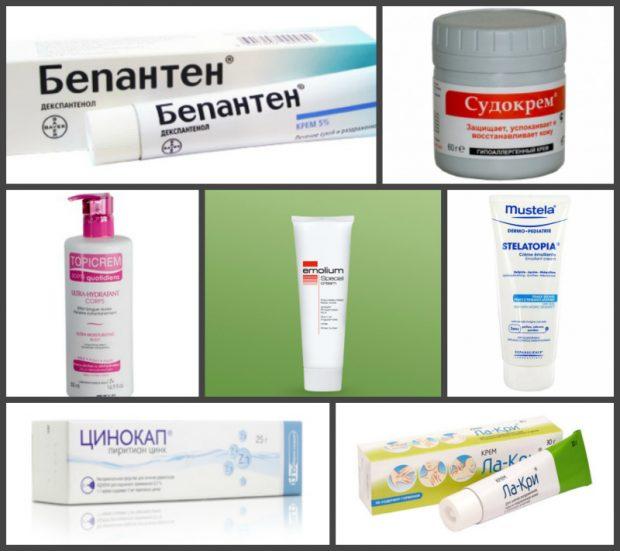 Мазь от атопического дерматита