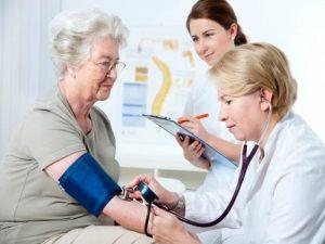 Обследование и терапия при эссенциальной гипертонии