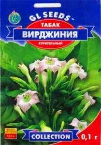Разновидности семян табака