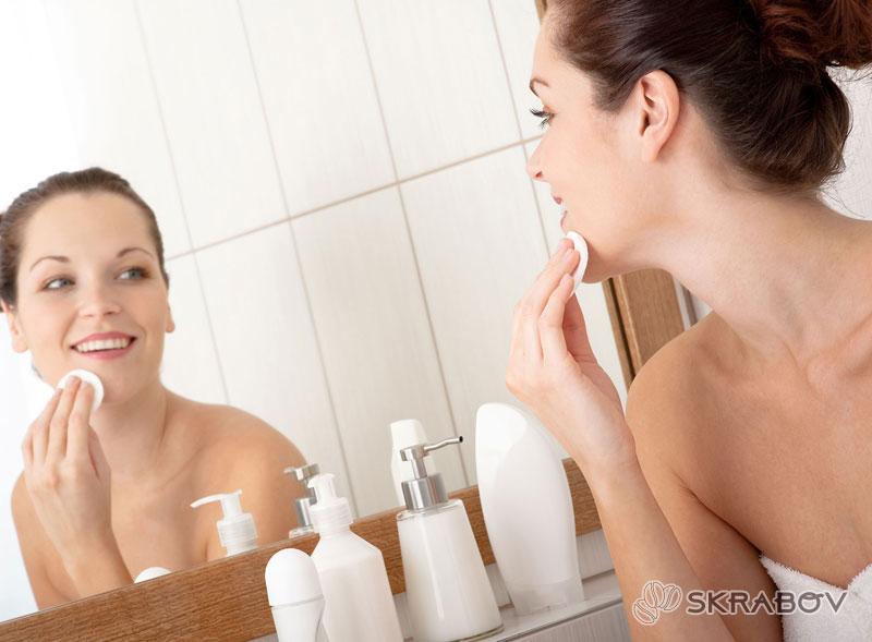 Очищение кожи лица утром: основные правила умывания 1-2-1