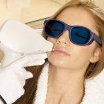 лазерная эпиляция лица
