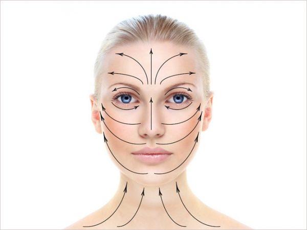 Как подтянуть овал лица