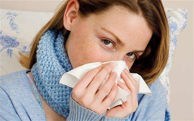 Мазь от насморка и заложенности носа