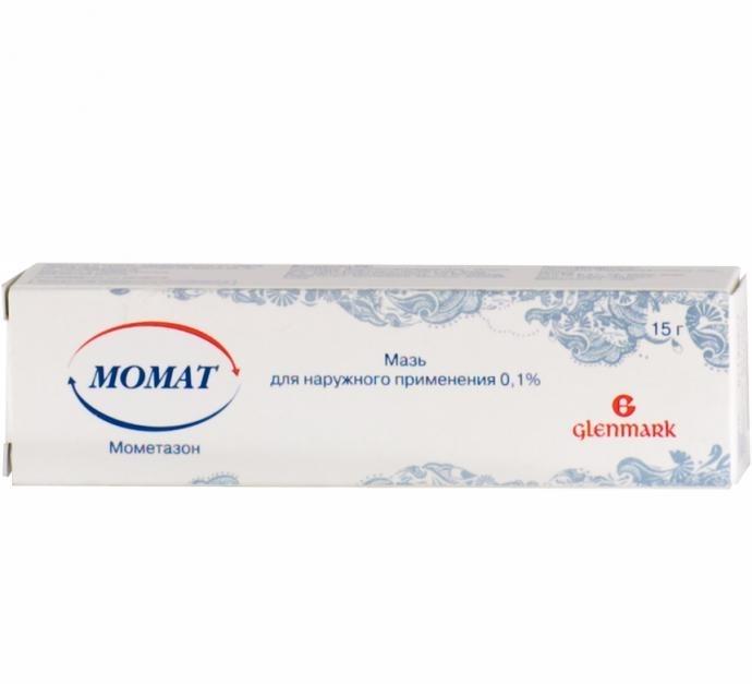 Мазь Момат